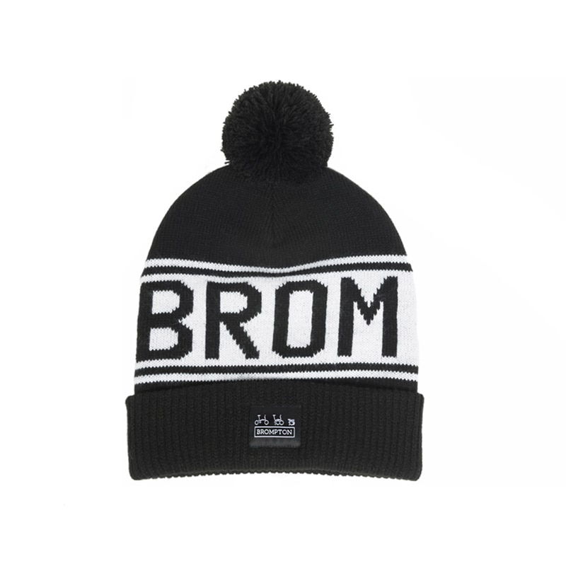 BromptonBrompton Logo Collection Beanie Hat 브롬톤 로고 컬렉션 비니 햇