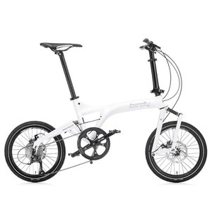 New Birdy New Birdy SPORT Sport 10spd Disc White 스포츠 디스크 10단 화이트
