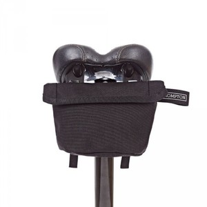 Brompton Saddle Pouch - Black 새들파우치 블랙