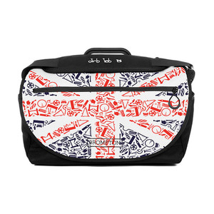 Brompton S Bag - Union Jack Flap 브롬톤 S백 유니온잭 플랩