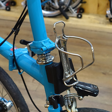 For Brompton CNC Carrier Block Adapter CNC 캐리어블럭 어댑터3