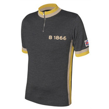 Brooks L'EROICA 2015 B1866 CYCLING JERSEY 울 져지