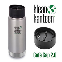 Klean Kanteen Wide Insulated 473ml 보온물병 CafeCap2.0