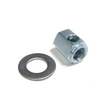 BromptonChain tensioner nut for SA 3-spd with ALLOY shell3단, 6단휠 텐셔너 고정 너트/와셔